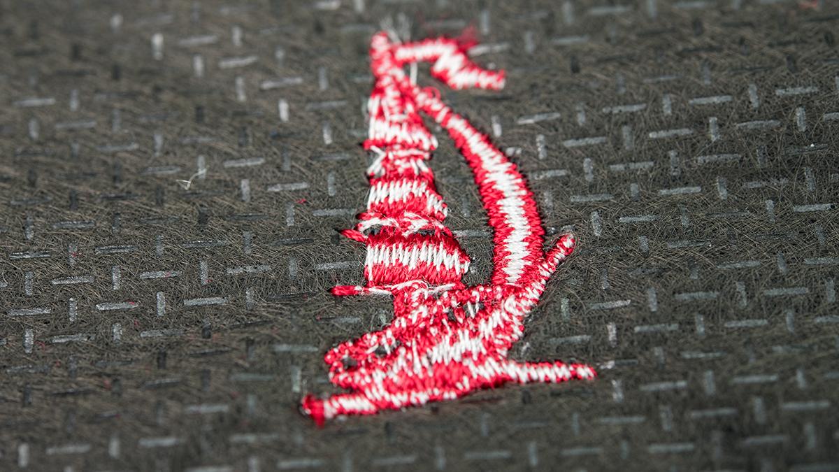 WHITE or BLACK Bobbins Pre Wound Embroidery Machine Bobbin Thread